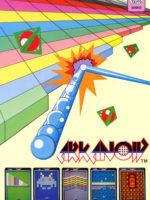 Arkanoid — 1986 at Barcade® in Newark, New Jersey | arcade video game