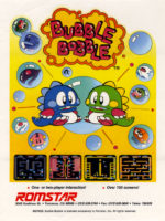 Bubble Bobble — 1986 at Barcade® in Newark, New Jersey | arcade video game
