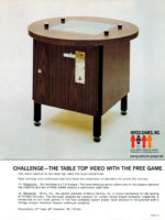 Challenge — 1974 at Barcade® in Newark, New Jersey | arcade video game