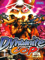 Dynamite Cop — 1998 at Barcade® in Newark, New Jersey | arcade video game
