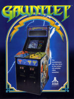 Gauntlet — 1985 at Barcade® in Newark, New Jersey | arcade video game