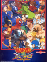 Marvel Vs. Capcom: Clash of Super Heroes — 1998 at Barcade® in Newark, New Jersey | arcade video game