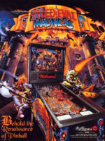 Medieval Madness (pinball) — 1997 at Barcade® in Newark, New Jersey | pinball