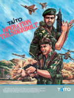 Operation Thunderbolt — 1989 at Barcade® in Newark, New Jersey | arcade video game