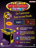 Pac-Man Battle Royale — 2010 at Barcade® in Newark, New Jersey | arcade video game