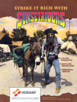Sunset Riders — 1991 at Barcade® in Newark, New Jersey | arcade video game