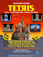 Tetris — 1988 at Barcade® in Newark, New Jersey | arcade video game