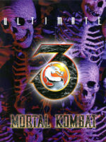 Ultimate Mortal Kombat 3 — 1995 at Barcade® in Newark, New Jersey | arcade video game