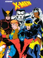X-Men — 1992 at Barcade® in Newark, New Jersey | arcade video game