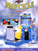Prop Cycle — 1996 at Barcade® in Newark, New Jersey | arcade video game