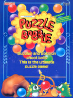 Puzzle Bobble — 1994 at Barcade® in Newark, New Jersey | arcade video game