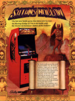 Satan's Hollow — 1982 at Barcade® in Newark, New Jersey | arcade video game