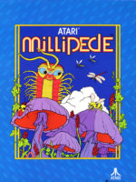 Millipede — 1982 at Barcade® in Newark, New Jersey | arcade video game