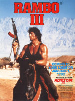 Rambo III — 1990 at Barcade® in Newark, New Jersey | arcade video game