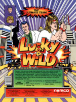 Lucky & Wild — 1993 at Barcade® in Newark, New Jersey | arcade video game