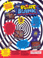 Point Blank — 1994 at Barcade® in Newark, New Jersey | arcade video game