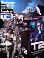 Terminator 2: Judgment Day — 1991 at Barcade® in Newark, New Jersey | arcade video game