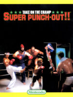 Super Punch-Ou — 1984 at Barcade® in Newark, New Jersey | arcade game flyer